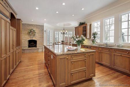 kitchen cabinets traditional light wood 105 s29066221 tan island luxury