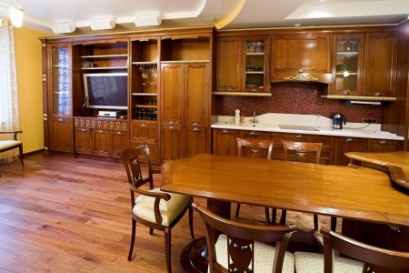 kitchen cabinets traditional medium wood golden brown 017 s3309937 luxury island table tv