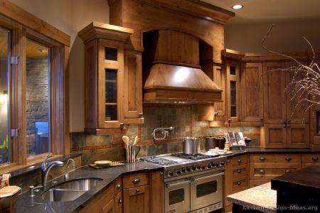 kitchen cabinets traditional medium wood golden brown 041 s4706659 wood hood luxury