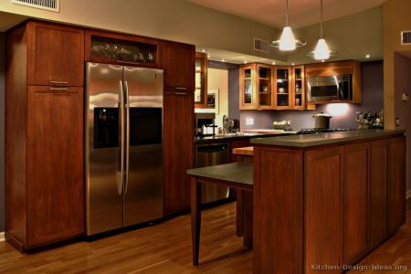 kitchen cabinets traditional two tone 040a s5150359 transitional medium wood luxury island