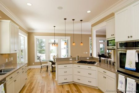 kitchen cabinets traditional white 025a s15785179 peninsula