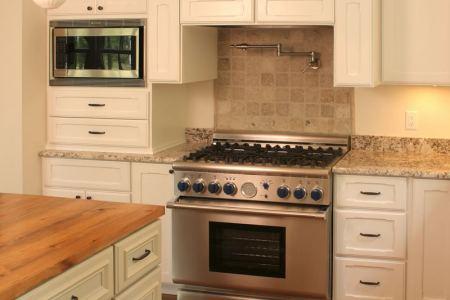 kitchen cabinets traditional white 158 s45261022x2 wood hood filler backsplash range
