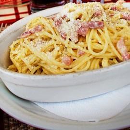 Original Spaghetti Carbonara – wir zeigen wie´s geht