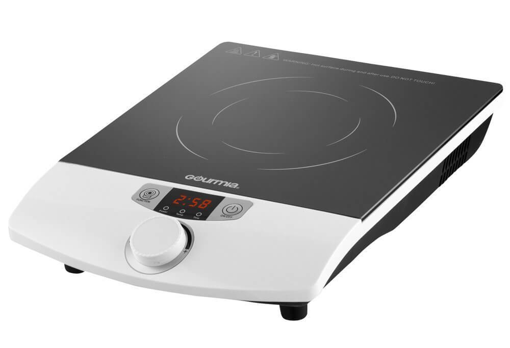Gourmia GIC100 Multi-function Portable Induction Cooktop