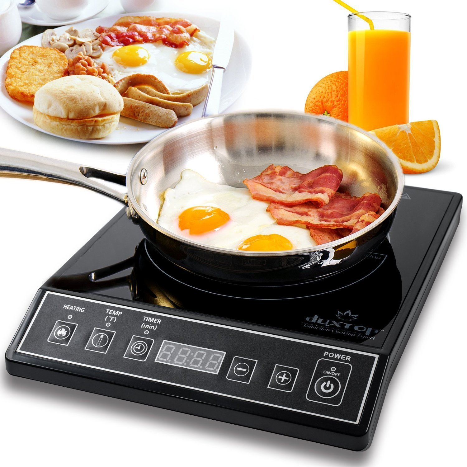 SECURA 9100MC INDUCTION COOKTOP Reviews
