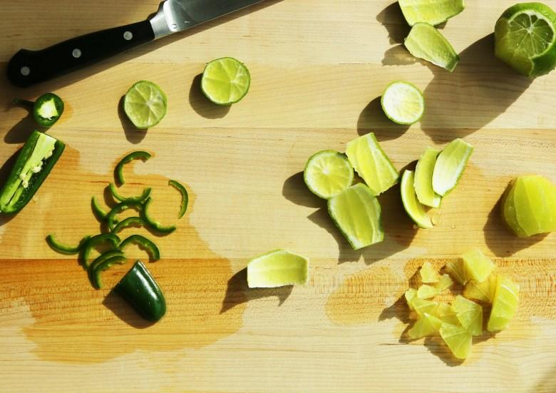 citrus-salad-limes-jalapenos