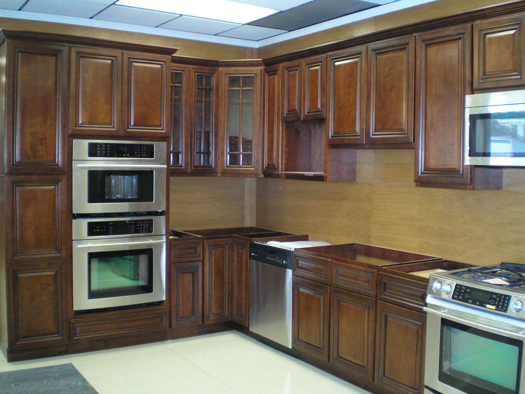 kitchen with wooden cabinets n wood kitchen chairs Wood Kitchen Furniture Gallery Of Our Exclusive All Wood Cabinetry E