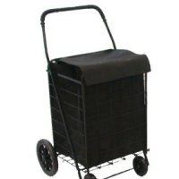SHOPPING CART LINER - BRAND NEW - GROCERY - BLACK