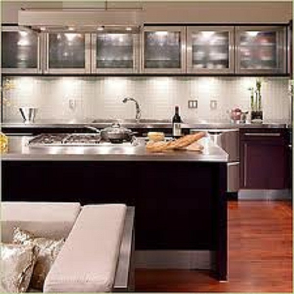 Stainless Steel Counters