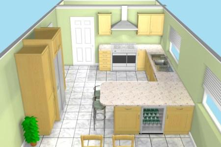 inspiring design free kitchen online