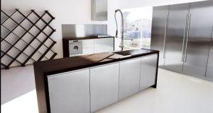 kitchen countertop organized (1)