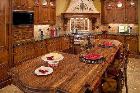 rustic italian kitchen d%c3%a9cor