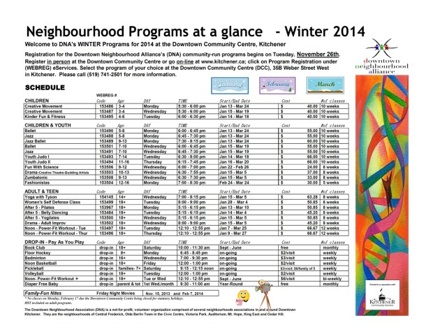 2014 Winter Bulletin - Page 2