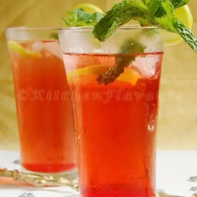 Sharbat-E-Rooh Afza – Easy Summer Drink