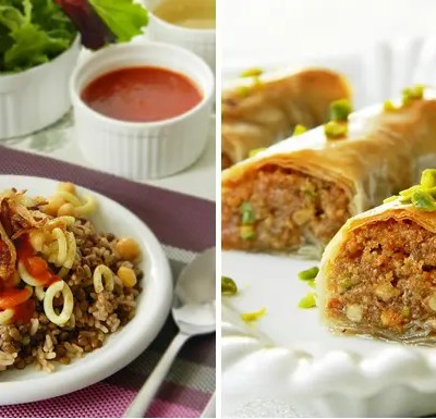 {Ramadan Special} – Guest Post: Koshary & Baklavas from Ola of Dr.Ola's Kitchen