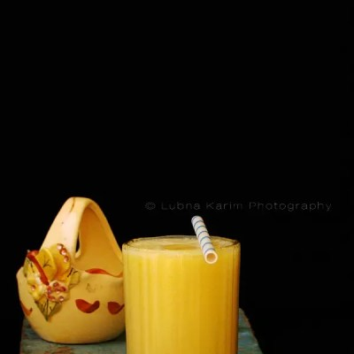 Mango Colada – A refreshingly yum 'Non-Alcoholic' mango drink