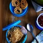 Instant Tomato Rice – Quick Office Lunch Box Recipe