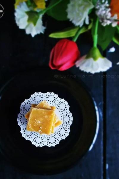 Mysore Pak – Stepwise Recipe