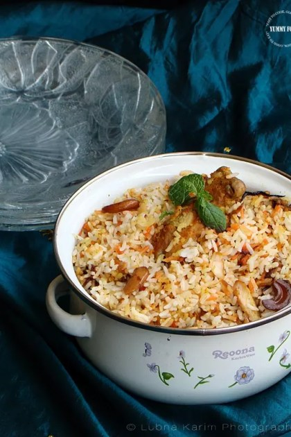 Salma Aunty's Hyderabadi Style Kachche Murgh ki Dum Biryani