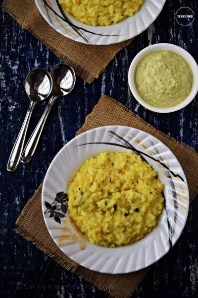 Pulagam (Pongal) – Delicate medley of Rice and Dal….