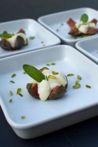 grilled figs with vanilla-orange mascarpone via kitchen frolic