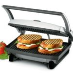 cuisinart-griddler-panini-and-sandwich press