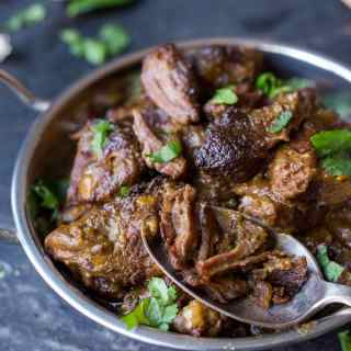 Spicy Beef Rendang