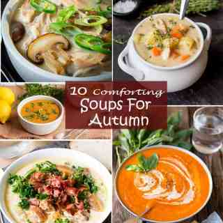 10 Delicious Soups To Warm You Up This Autumn