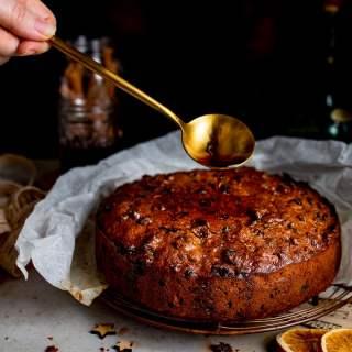 November is the time to make your Christmas Cake!
