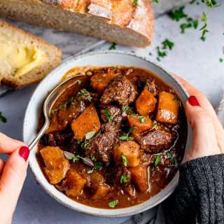 Slow Cooked Scottish Beef Stew