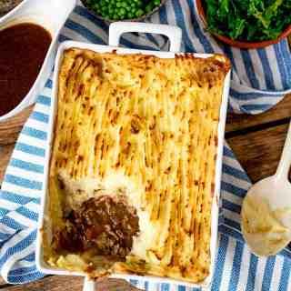 Shepherd's Pie with Rich Gravy