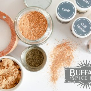 Buffalo Spice Rub