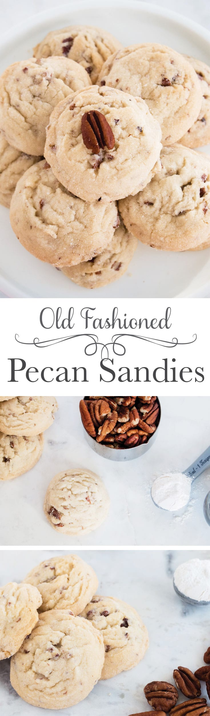 Pecan Sandies Recipe — Dishmaps