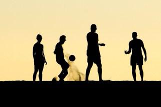 Kitesurfing Ulcinj Montenegro Football