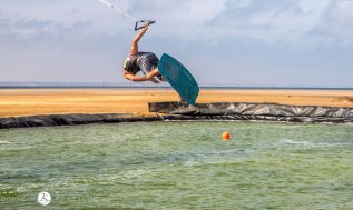 Cable park at Dakhla Attitude