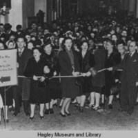 After Stocking Panic, Women Made-Up