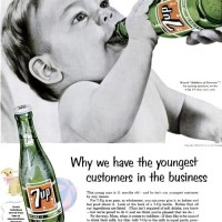 Coca-Cola Isn't Good For Babies
