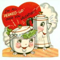 All Perked-Up Over You