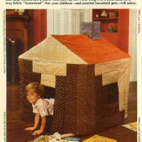 Log Cabin Quilt Playhouse or Kennel Cover