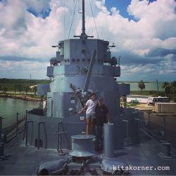 InstaDiary : Exploring the greater Galveston area…