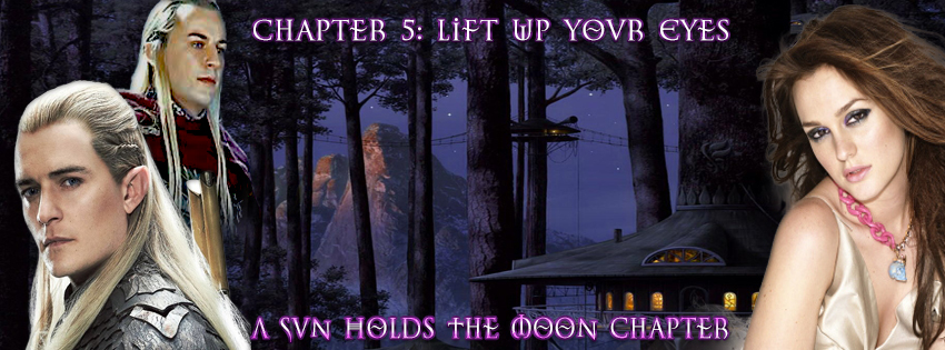 Chapter 5 Lift Up Your Eyes
