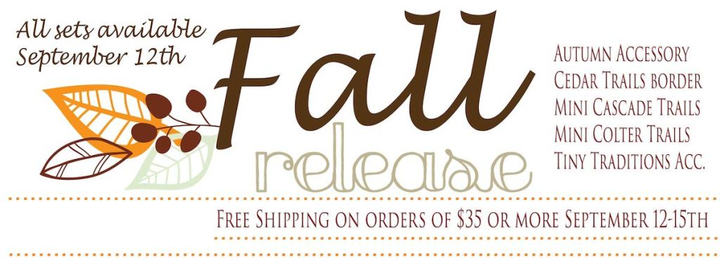 Fall Release Web Banner