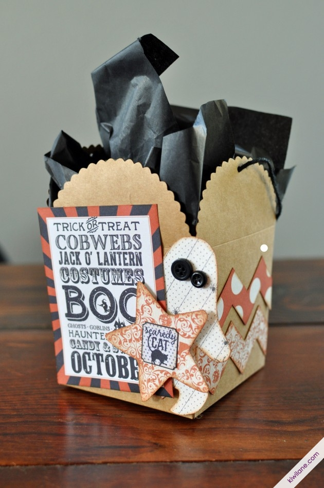 gift box for halloween