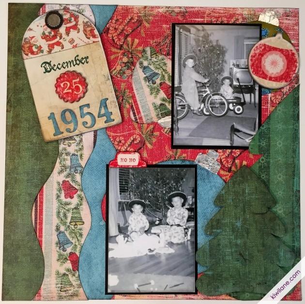 1954 1-page layout