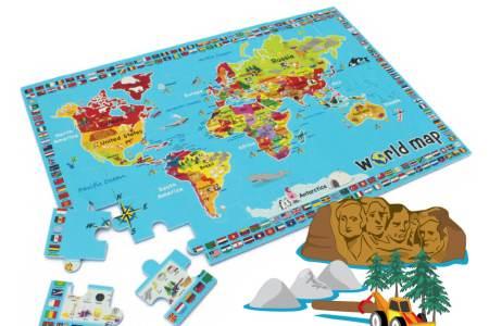 Map jigsaw puzzles kiyo baby malaysia evafoammat educational toys foamtoys jigsaw puzzle world map 01 gumiabroncs Images