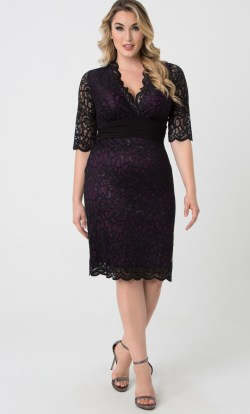 Grand Sleeves Lace Cocktail Dress Philippines Plus Size Sheath Dress Metallic Lace Cocktail Dress Lace Cocktail Dresses