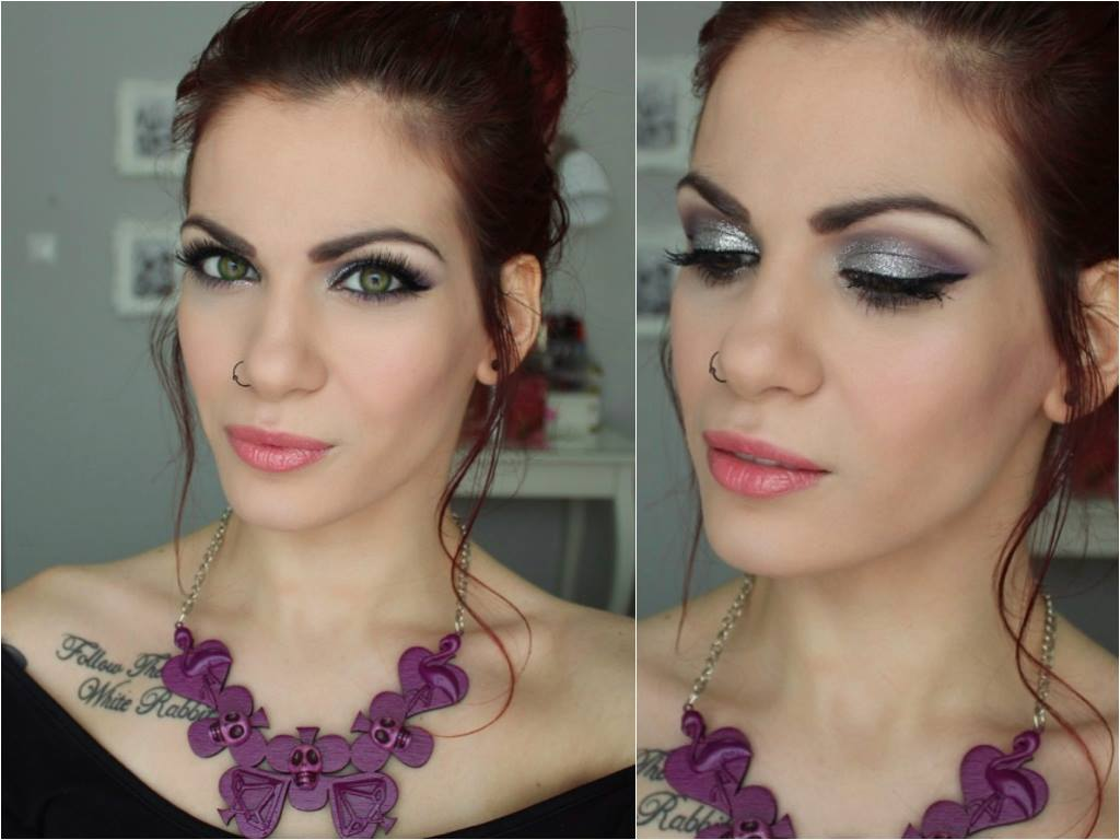 New Year's Eve Make-up Tutorial