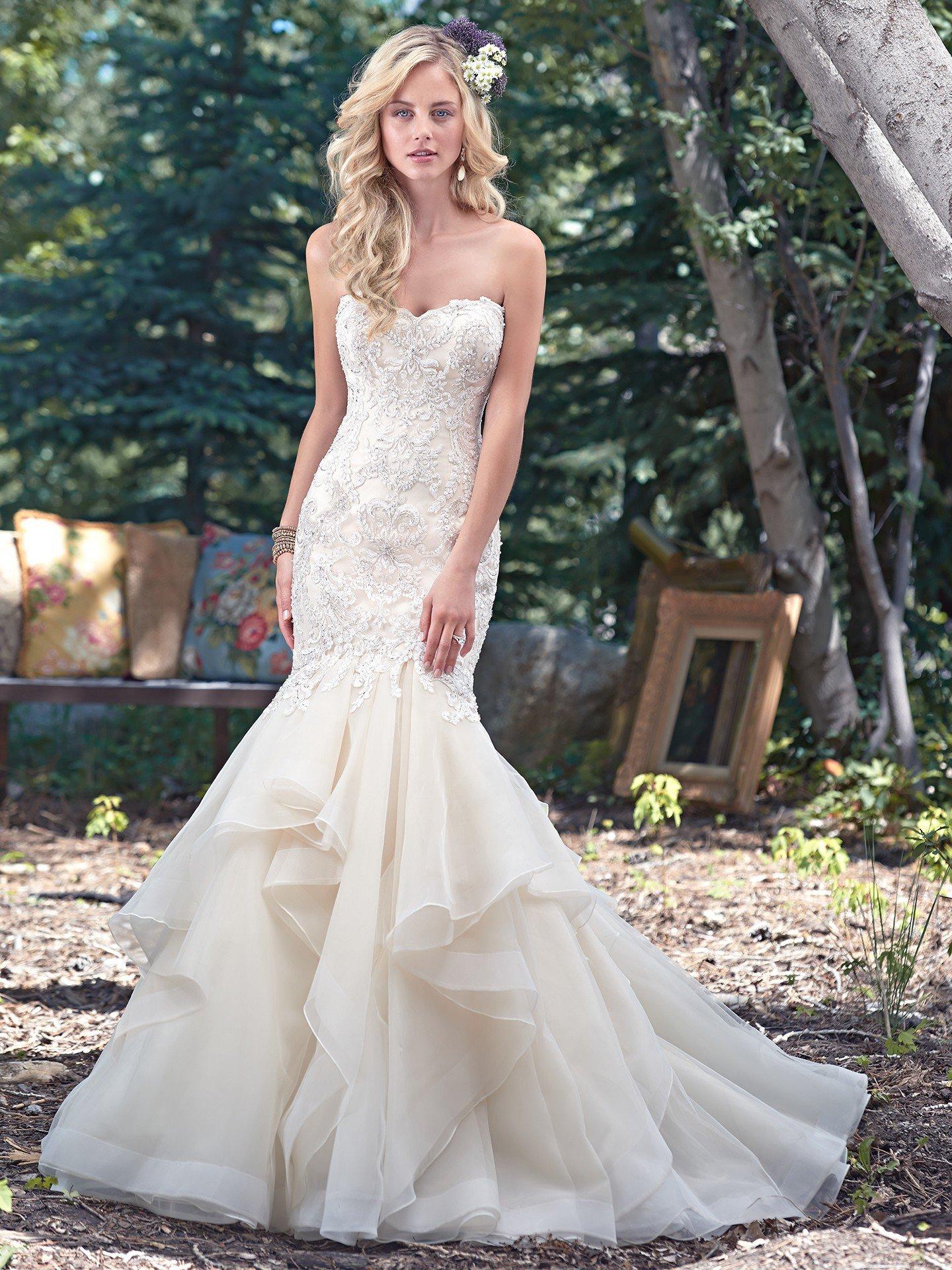 Fullsize Of Mermaid Wedding Dresses