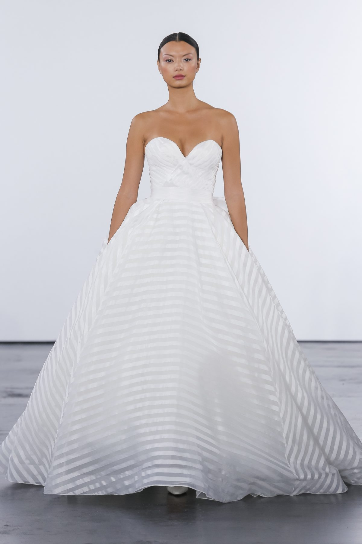 Indulging Train Ball Gown Wedding Dress By Dennis Basso Image Zoomed Ball Gown Wedding Dress Kleinfeld Bridal Ball Gown Wedding Dresses 2018 Ball Gown Wedding Dresses wedding dress Ball Gown Wedding Dresses