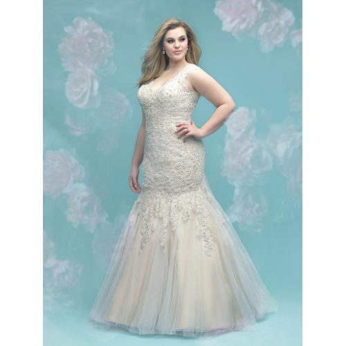 Medium Crop Of Allure Wedding Dresses